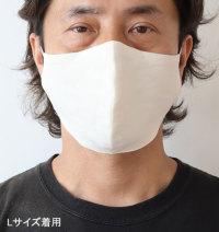 Lサイズ抗菌消臭夏マスク