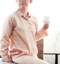 レディースサテンパジャマ日本製