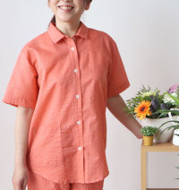 半袖パジャマレディース日本製