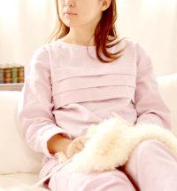 胸が透けない目立たないパジャマ