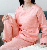 近江ちぢみ麻パジャマ